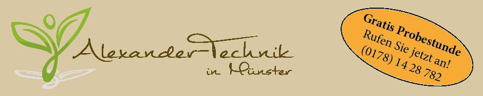 Alexander-Technik Münster